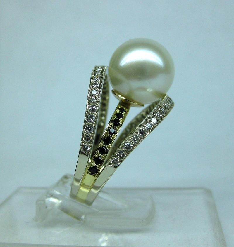 145 золото, бриллианты, шпинель, жемчуг (ремейк)